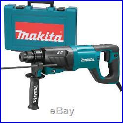 1 SDS-PLUS 3-Mode Variable Speed AVT Rotary Hammer Makita HR2641 New