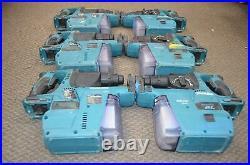 1x Tested Makita XRH01ZVX 18V Cordless 1 Rotary Hammer Drill SDS with Vacuum HEPA
