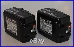 2 Genuine Makita BL1850B 18V 5.0Ah LXT Lithium-Ion Battery BL1850B-2 LOOSE