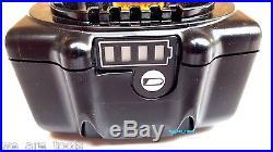 (2) NEW Makita BL1840B 18V GENUINE Batteries 4.0 AH, (1) DC18RC Charger 18 Volt