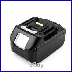 6x 18V 5.0Ah FOR MAKITA BL1830 BL1815 LXT400 Lithium-Ion Battery BL1845 upgrade
