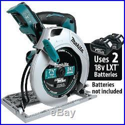 7-1/4 Circular Saw Cordless 18V/36 LXT Li-Ion Tool Only Makita XSH01Z New