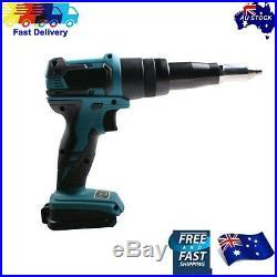 Bare tool Brushess cordless Blind Pop Rivet Gun for Makita 18V Li-ion Battery
