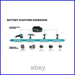 Brad Nailer Cordless 18 Gauge Nail Gun Lithium Ion 18 Volt Power Tool Only Bare
