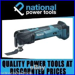 Brand New Makita Cordless Multitool Xmt03 18 Volt Lithium Ion (replaces Lxmt02)