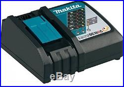 Cordless Drill Driver Combo Kit Makita 18V LXT Lithium-Ion Compact Cordless 2pc