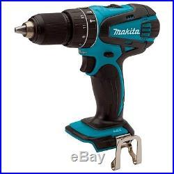 Cordless Tool Set Makita Power Saw 2 Angle Grinder Hammer Drill Impact Driver 7