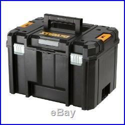 Dewalt XR 18v 9 Piece Brushless Kit + 4 x 5.0Ah Li-Ion Batteries Charger Tstak
