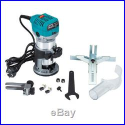 Electric Hand Trimmer Palm Router Laminate Joiners Wood working 710W for Makita