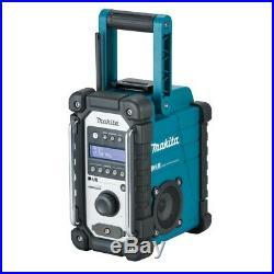 GREEN MAKITA DMR109 18v LXT and 10.8v CXT Job Site Radio Bare Unit BOXED
