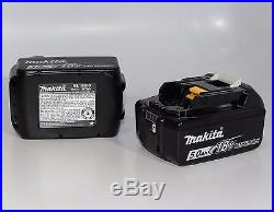 Genuine Makita BL1850B 18V 90Wh 5.0Ah Lithium Ion Battery 2 Batteries Per item