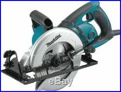 MAKITA 5477NB 7-1/4 Hypoid Worm Drive Circular Saw, 4500 rpm