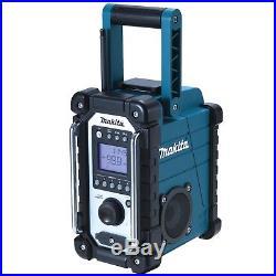 MAKITA Akku-Baustellenradio Radio DMR 107 Nachfolger vom DMR102 7,2 18 V