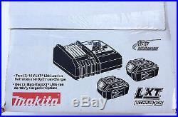 MAKITA BTP140 18V LXT Lithium-Ion Cordless Hybrid 4-Function Hammer Drill Kit