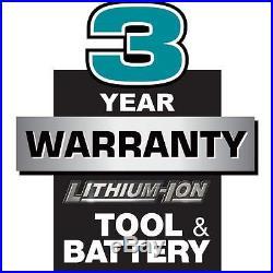 MAKITA CT200RW LXT 18v Lithium Ion Cordless Combo kit (LCT200W) 3 YEAR WARRANTY