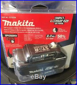 MAKITA CX200RB 18V Sub-Compact LXT Brushless LITH-ION 2PC KIT + EXTRA BATTERY