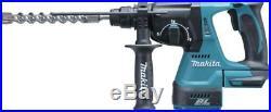 MAKITA DHR242Z 18V ROTARY HAMMER SDS+ 24mm (BODY ONLY)