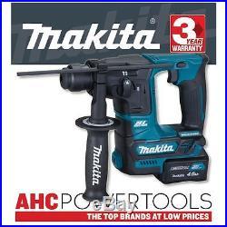 MAKITA HR166 DSMJ CXT 10.8V Compact 2-Function SDS Drill (2 X 4.0Ah)