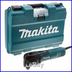 MAKITA TM3010CK 240V Oscillating Multi Tool Less Accessory Change