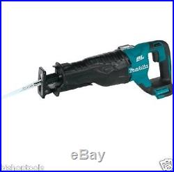MAKITA XRJ05Z 18V Lithium-Ion Brushless Recipro Saw with hook, Tool Only, Retail