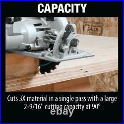 MAKITA XSR01PT 18V X2 (36V) LXT Brushless Cordless 7-1/4 inch Circular Saw Kit