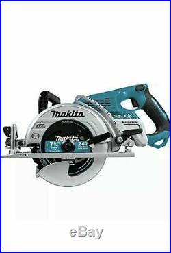 MAKITA XSR01z 18V X2 (36V) 7-1/4 Brushless Rear Handle Circular Saw