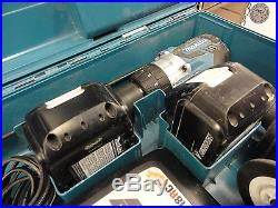 MAKITA XT252T 2PC 18V LXT Li-Ion Brushless Cordless Combo Kit Impact-Driver/Hamm