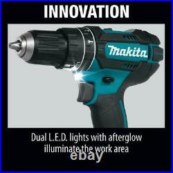 MAKITA XT706 18V LXT 18-Volt 3.0Ah Lithium-Ion Cordless 7-Piece Combo Kit