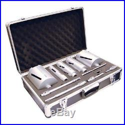 MEXCO DCX90 11 Piece Diamond Core Kit for DeWALT Bosch Makita