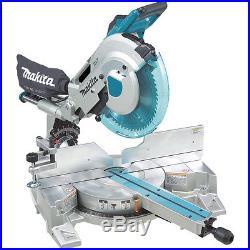 Makita 12 Dual Slide Compound Miter Saw + Laser LS1216L New