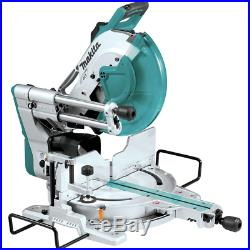 Makita 12 in. Dual-Bevel Sliding Compound Miter Saw with Laser LS1219L New