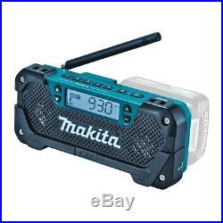 Makita 12v Max Radio Portable Cordless Mobile Skin Only