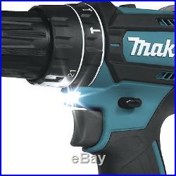 Makita 18V 3.0Ah LXT Lithium-Ion Cordless 0.5 Hammer Driver-Drill Kit XPH102
