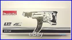 Makita 18V BFR750 Autofeed Cordless Drywall Screwdriver Drill 18 Volt Screw Gun