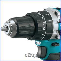 Makita 18V LXT 4.0 Ah Cordless Li-Ion Brushless 3-Piece Combo Kit XT328M new