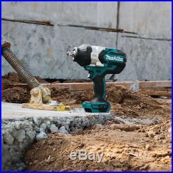 Makita 18V LXT BL 1/2 in. Drive Utility Impact Wrench XWT08XVZ New