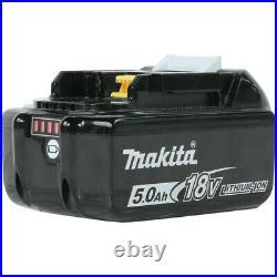 Makita 18V LXT BL Combo Kit XT257T-R Certified Refurbished