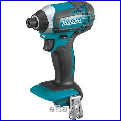 Makita 18V LXT Brushless Cordless Impact Driver & Wrench Combo Kit with Batteries
