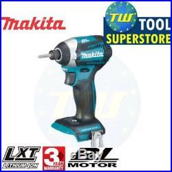 Makita 18V LXT Brushless Impact Driver 3 Speed & Self Tapper Mode Body Only