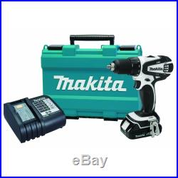 Makita 18V LXT Li-Ion 1/2 in. Compact Drill Driver Kit XFD01WSP recon