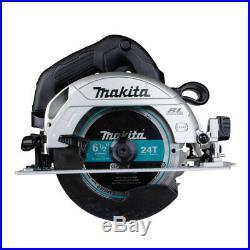 Makita 18V LXT LithiumIon SubCompact Brushless Cordless 61/2 Circular Saw