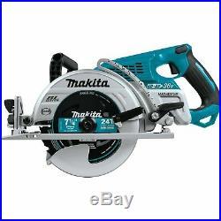 Makita 18V X2 LXT LithiumIon (36V) Brushless Rear Handle Circular saw xsr01z