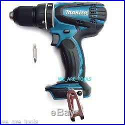 Makita 18V XPH01 Cordless 1/2 Hammer Drill, & XDT04 1/4 Impact Driver 18 Volt
