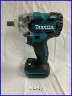 Makita 18V XWT11 Brushless 1/2 Impact Wrench 3 Speed & Tool Bag (New From Kit)