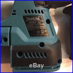 Makita 18 Volt Brushless Cordless SDS Rotary Hammer Drill XRH01Z NEW