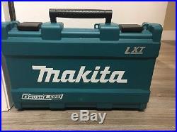 Makita 18-Volt LXT Lithium-Ion Brushless Cordless Combo Kit New
