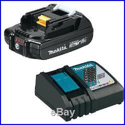Makita 18 Volt LXT Sub-Compact Brushless Cordless 2 Drill Combo Kit CX200RB