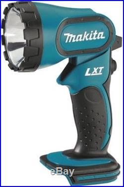Makita 18 Volt Lithium Ion Cordless Combo Kit 7 Piece Power Tool Angle Drill Set