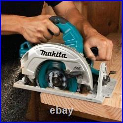 Makita 18-Volt X2 LXT (36-Volt) Brushless 7-1/4 in. Circular Saw Kit 5.0Ah