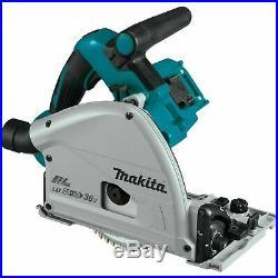 Makita 18v X2 (36v) Lxt Cordless 6-1/2 Plunge Circular Saw Xps01z